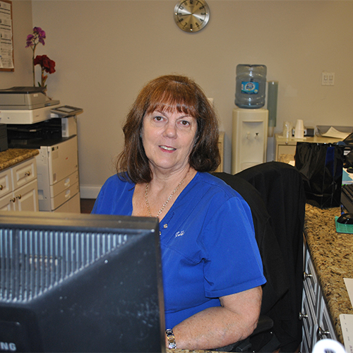 concierge medical front desk staff