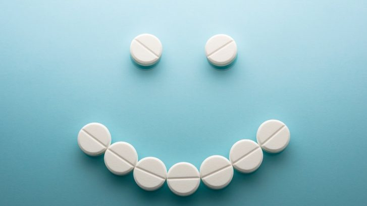 aspirin a day keeps doctor away