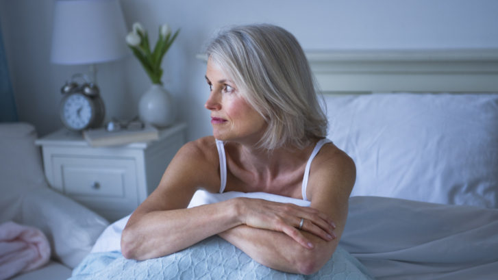 quality sleep becomes more elusive in older people