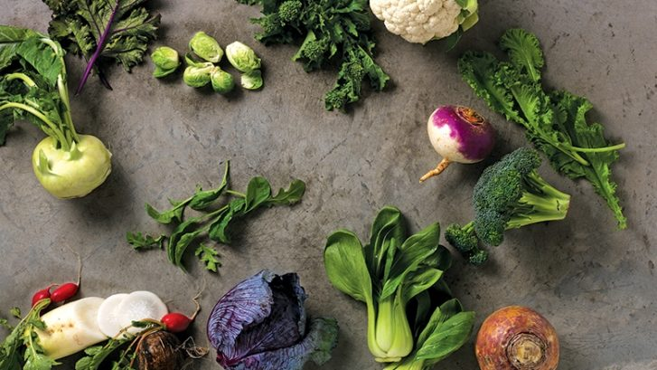 cruciferous vegetables life saving