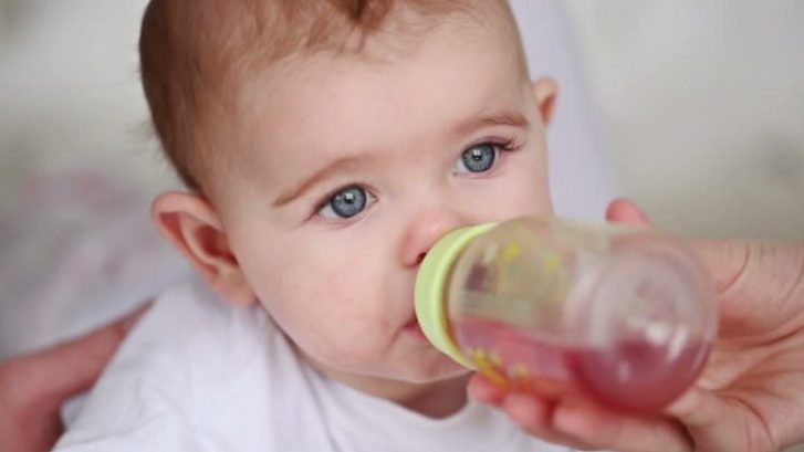 fruit juice bad for babies