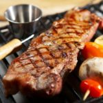 grilled meat unsafe