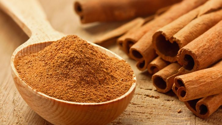 cinnamon fights fat