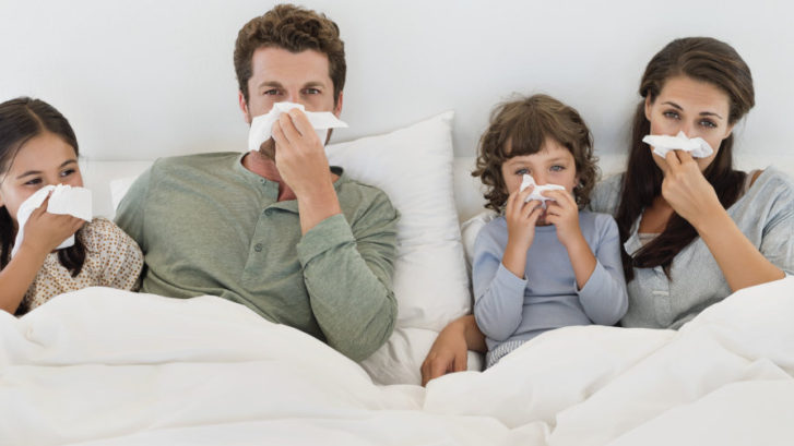 steps to take to fight flu season