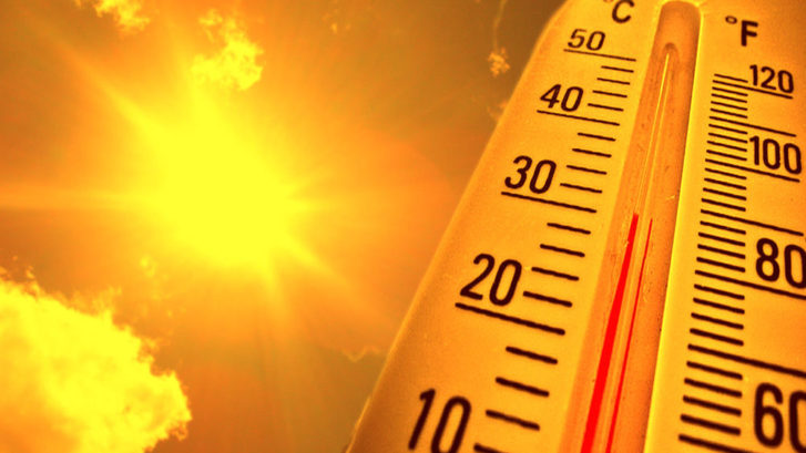 heat summer