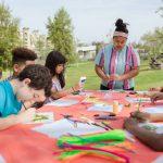 COVID summer camp